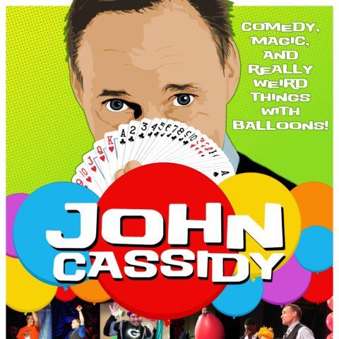 JohnCassidyposter
