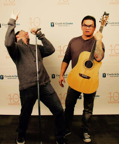 Marcus & Guy