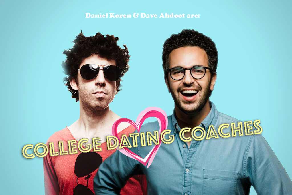 Dave Ahdoot and Daniel Koren