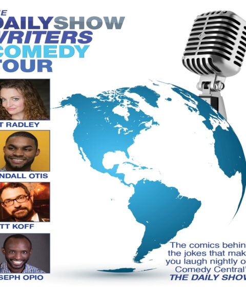Daily Show Writers Comedy Tour